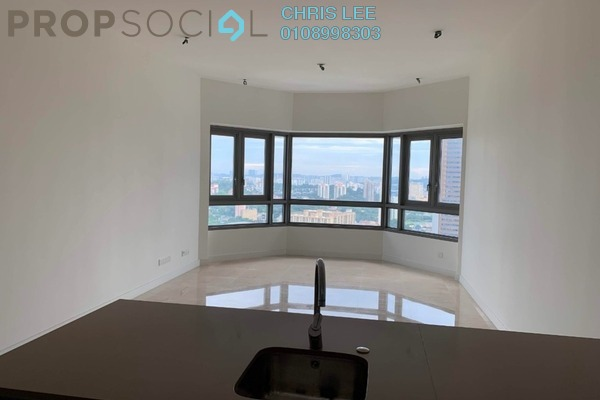 For Sale Condominium at The Sentral Residences, KL Sentral Freehold Semi Furnished 2R/2B 1.85m