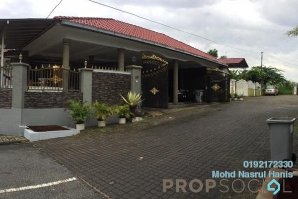 For Sale Bungalow at Taman Desa Flora, Senawang Leasehold Semi Furnished 7R/4B 699k