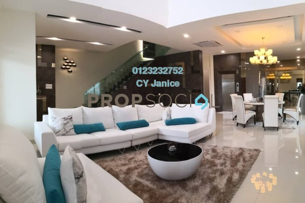 For Sale Semi-Detached at Bandar Baru Sri Petaling, Sri Petaling Freehold Fully Furnished 7R/7B 3.9m