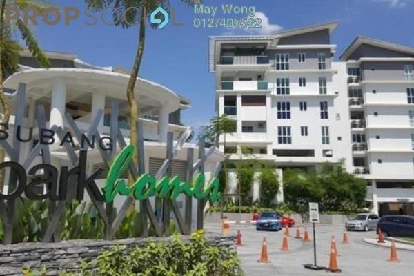 For Rent Condominium at Subang Parkhomes, Subang Jaya Freehold Fully Furnished 3R/2B 3.1k