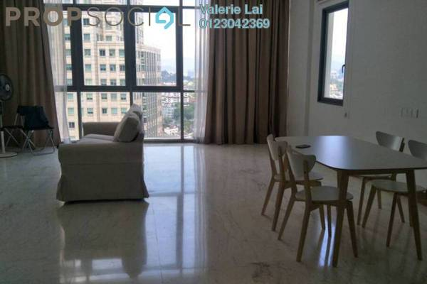 For Rent Condominium at Twins, Damansara Heights Freehold Fully Furnished 2R/1B 3k