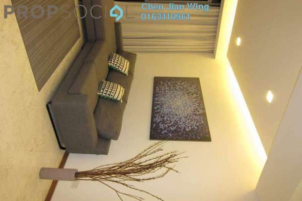 For Rent Condominium at Twins, Damansara Heights Freehold Fully Furnished 3R/2B 4.2k