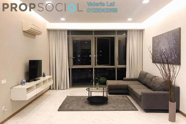 For Rent Condominium at Twins, Damansara Heights Freehold Fully Furnished 4R/4B 4.3k
