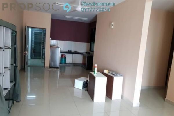 For Rent Condominium at One Damansara, Damansara Damai Freehold Semi Furnished 3R/2B 1.2k