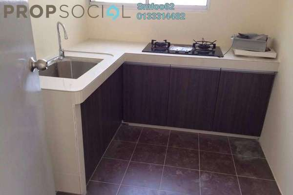 For Sale Condominium at Platinum Lake PV20, Setapak Freehold Semi Furnished 4R/2B 450k