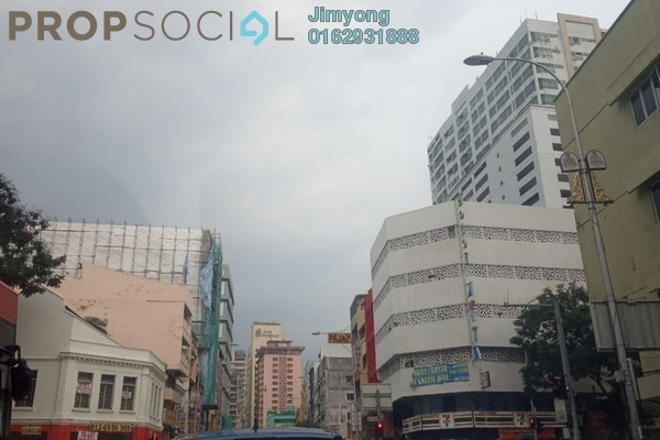 For Rent Office at Jalan Raja Laut, Chow Kit Freehold Unfurnished 1R/1B 7k