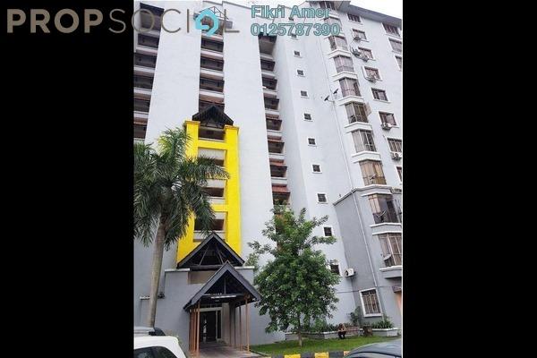 For Sale Condominium at Aman Apartment, Bandar Sunway Leasehold Unfurnished 3R/2B 310k
