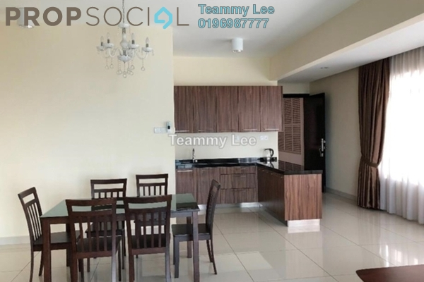For Rent Condominium at Saville Residence, Old Klang Road Freehold Fully Furnished 3R/3B 2.8k