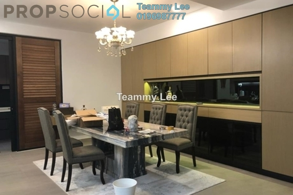 For Sale Apartment at Flora Green, Bandar Sungai Long Freehold Unfurnished 3R/3B 800k