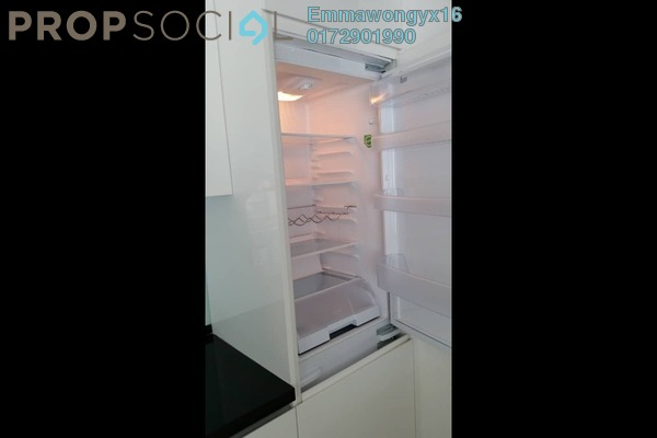For Rent Condominium at Verticas Residensi, Bukit Ceylon Freehold Semi Furnished 3R/2B 8k