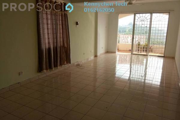 For Rent Apartment at Vista Harmoni, Cheras South Freehold Unfurnished 3R/2B 1.1k