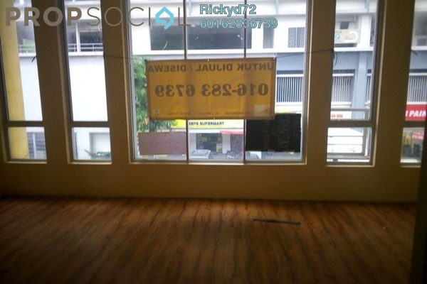 For Rent Shop at Viva Residency, Sentul Freehold Unfurnished 0R/2B 3k
