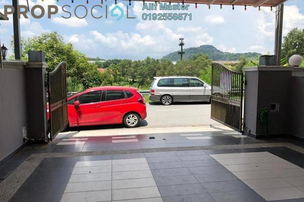 For Sale Terrace at Section 1, Bandar Mahkota Cheras Freehold Unfurnished 4R/4B 630k