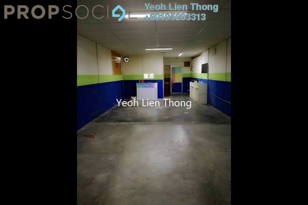 For Rent Terrace at Lorong Perak, Jelutong Freehold Unfurnished 1R/1B 2.5k