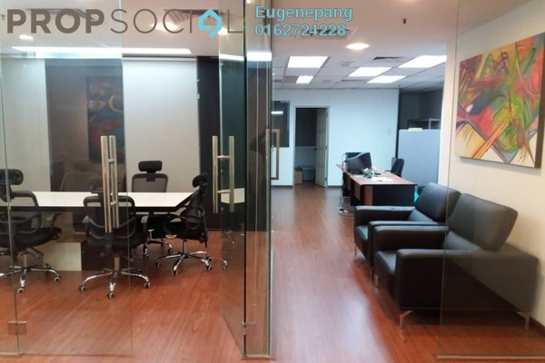 For Sale Condominium at Wisma UOA II, KLCC Freehold Fully Furnished 3R/0B 1.05m