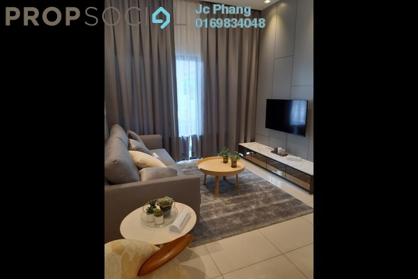 For Sale Serviced Residence at Sunway South Quay, Bandar Sunway Freehold Unfurnished 3R/3B 470k