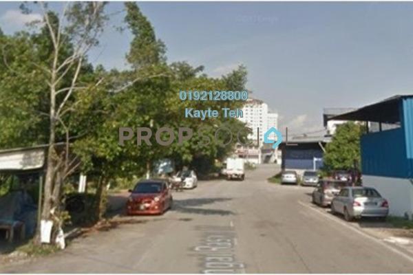 For Rent Land at Kawasan Perindustrian Sungai Rasau, Klang Freehold Unfurnished 0R/0B 95.8k