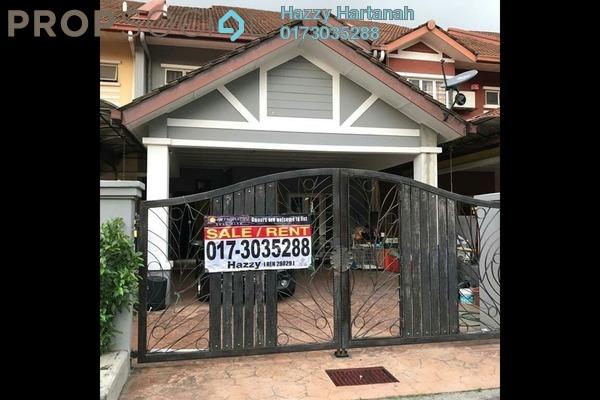 For Sale Superlink at Taman Subang Mewah, UEP Subang Jaya Leasehold Semi Furnished 4R/3B 1.1m