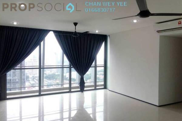 For Rent Condominium at The Fennel, Sentul Freehold Semi Furnished 2R/2B 2.3k