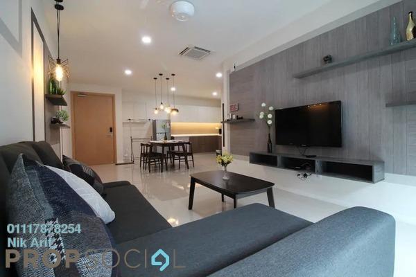 For Sale Condominium at Sunway Geo Residences 2, Bandar Sunway Freehold Fully Furnished 2R/2B 260k