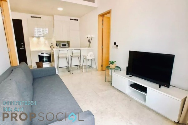 For Sale Condominium at Section 18, Petaling Jaya Freehold Fully Furnished 2R/2B 250k