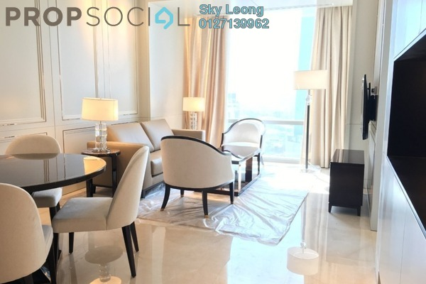 For Rent Serviced Residence at Pavilion Suites, Bukit Bintang Freehold Fully Furnished 1R/1B 6.5k