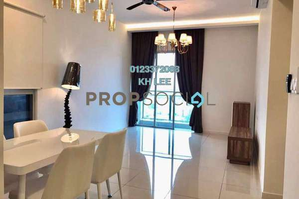 For Rent Condominium at Sunway GEO Residences, Bandar Sunway Freehold Fully Furnished 2R/0B 3.3k