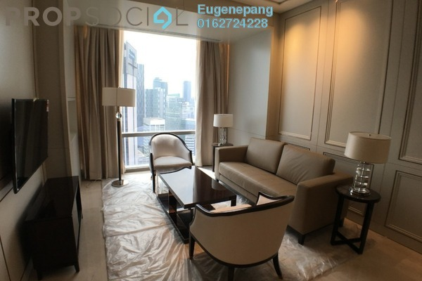 For Rent Condominium at Pavilion Suites, Bukit Bintang Freehold Fully Furnished 1R/1B 6.5k