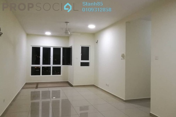 For Rent Condominium at 1Sentul, Sentul Freehold Unfurnished 3R/2B 1.45k