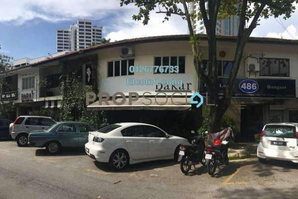 For Rent Shop at Jalan Bangsar, Kuala Lumpur Freehold Semi Furnished 3R/2B 3k