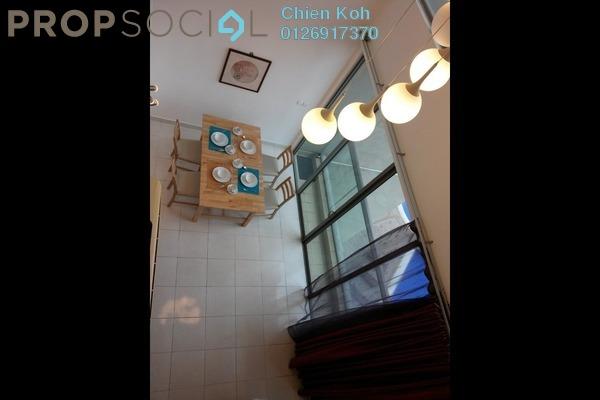 For Rent Condominium at Tropicana City Tropics, Petaling Jaya Freehold Fully Furnished 2R/2B 3k