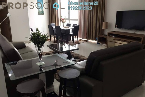 For Sale Serviced Residence at Regalia @ Jalan Sultan Ismail, Kuala Lumpur Freehold Fully Furnished 3R/2B 1.05m
