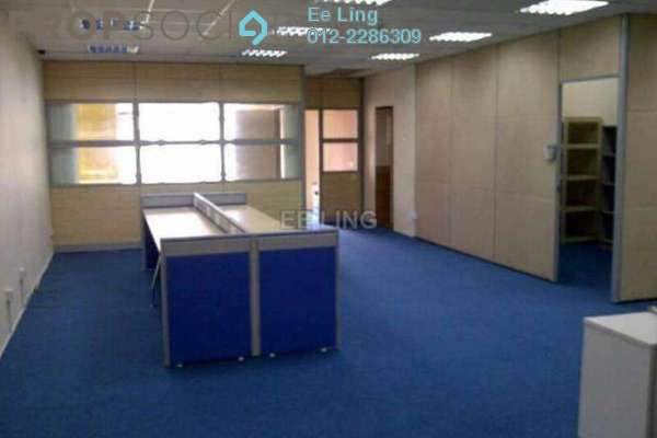 For Rent Office at Perdana The Place, Damansara Perdana Leasehold Semi Furnished 0R/0B 3.5k