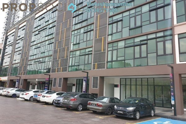For Rent Shop at Conezión, IOI Resort City Freehold Unfurnished 0R/0B 7.3k