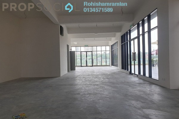 For Rent Shop at Conezión, IOI Resort City Freehold Unfurnished 0R/0B 9k