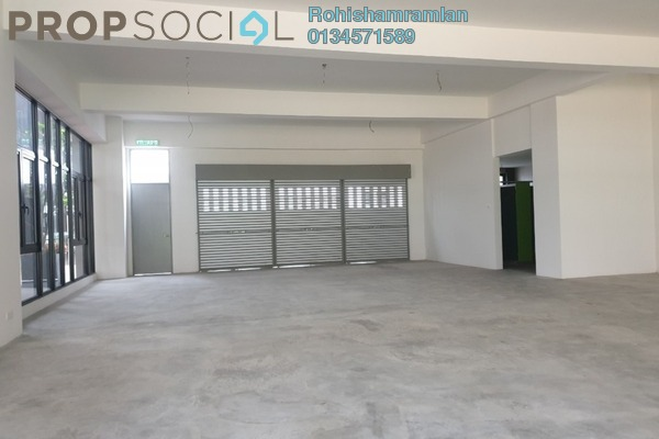 For Rent Shop at Conezión, IOI Resort City Freehold Unfurnished 0R/0B 9.5k
