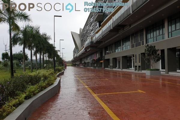 For Rent Shop at Conezión, IOI Resort City Freehold Unfurnished 0R/0B 24k