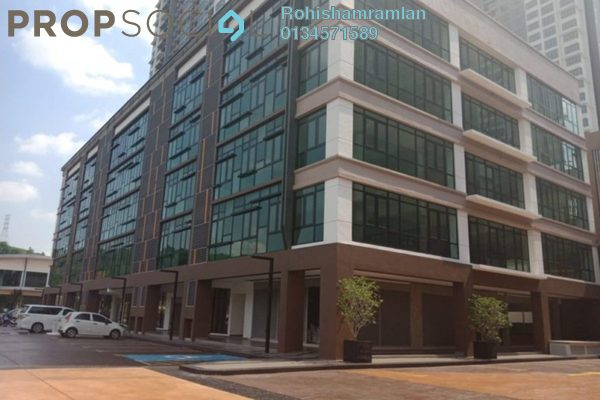 For Rent Office at Conezión, IOI Resort City Freehold Unfurnished 0R/0B 5.1k