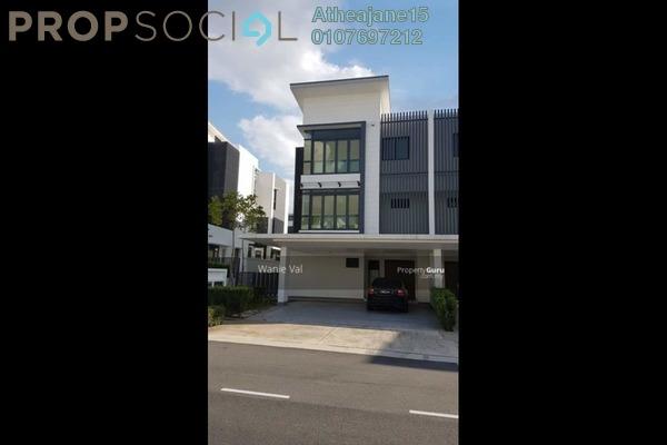 For Sale Semi-Detached at Sejati Residences, Cyberjaya Freehold Semi Furnished 5R/5B 2.5m