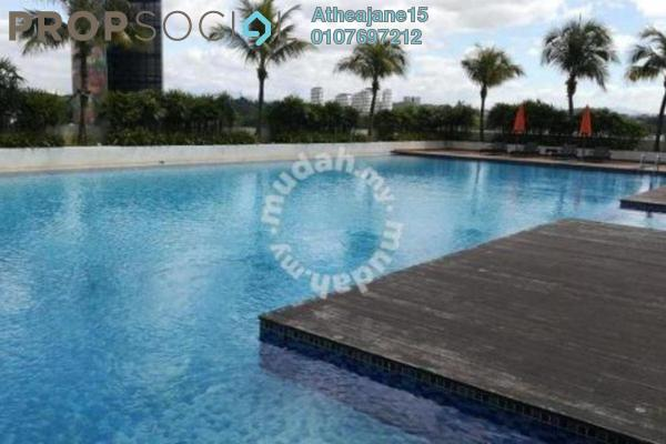 For Rent Condominium at Andana @ D'Alpinia, Puchong Freehold Semi Furnished 3R/3B 1.6k