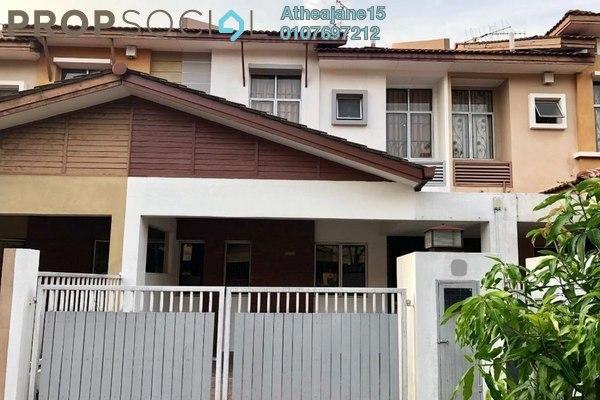 For Rent Terrace at Ametis Terraces, Bandar Bukit Puchong Freehold Semi Furnished 4R/3B 1.85k