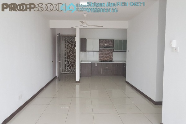 For Rent Condominium at Panorama Residences, Sentul Freehold Semi Furnished 3R/2B 1.6k