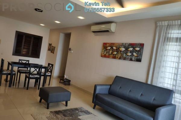 For Rent Condominium at Sri Putramas II, Dutamas Freehold Fully Furnished 3R/2B 2k