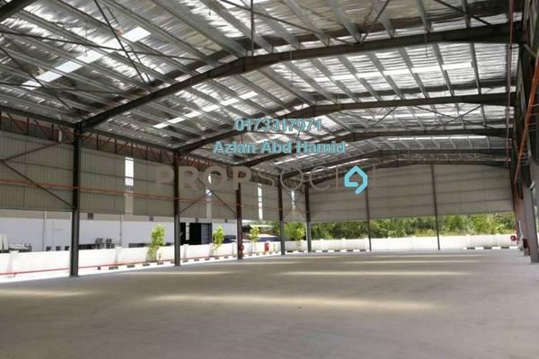 For Rent Factory at Mahkota Industrial Park, Banting Freehold Unfurnished 0R/8B 25k