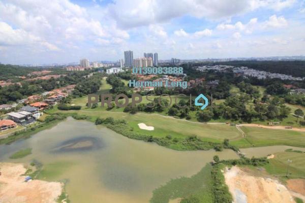 For Rent Condominium at Arnica Serviced Residence @ Tropicana Gardens, Kota Damansara Freehold Semi Furnished 3R/2B 3.45k