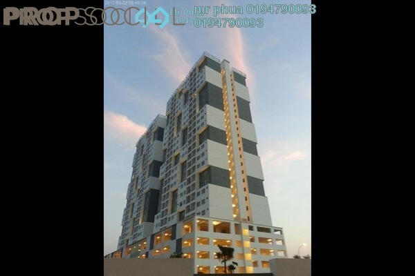 For Sale Condominium at Pinang Laguna, Seberang Jaya Freehold Unfurnished 4R/2B 320k