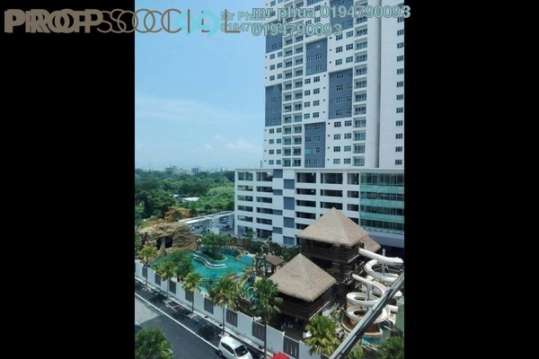 For Sale Condominium at Pinang Laguna, Seberang Jaya Freehold Unfurnished 4R/2B 290k