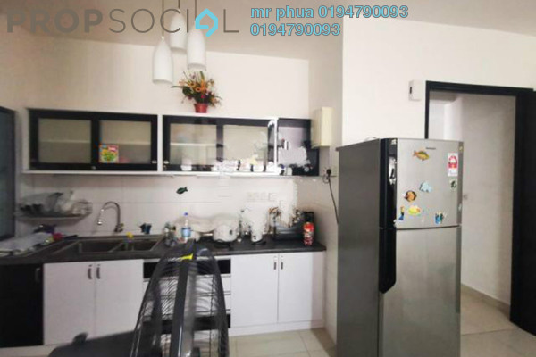For Rent Condominium at Wellesley Residences, Butterworth Freehold Fully Furnished 3R/2B 1.6k