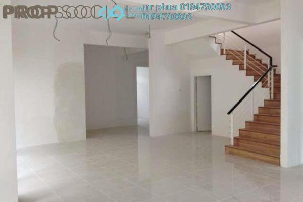 For Sale Condominium at Prestige III, Balik Pulau Freehold Unfurnished 4R/3B 595k