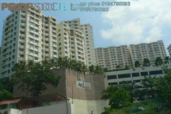 For Sale Apartment at Asia Heights, Farlim Freehold Unfurnished 3R/2B 300k
